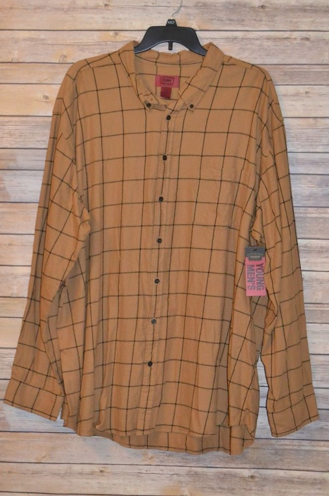 1735 best mens casual sports wear images on pinterest for Mens 4xlt flannel shirts