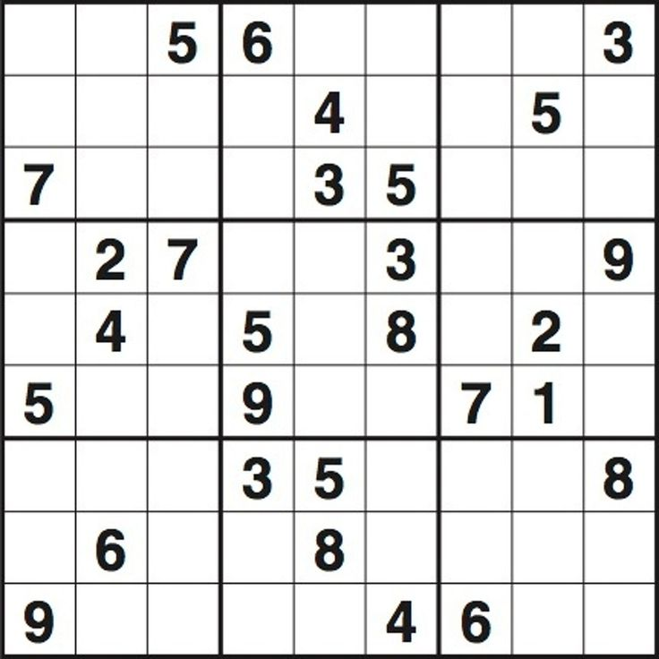 It is an image of Impeccable Sudoku Medium Printable