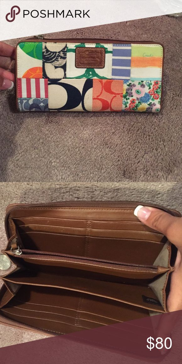 Coach wallet. Coach like new Coach Bags Wallets