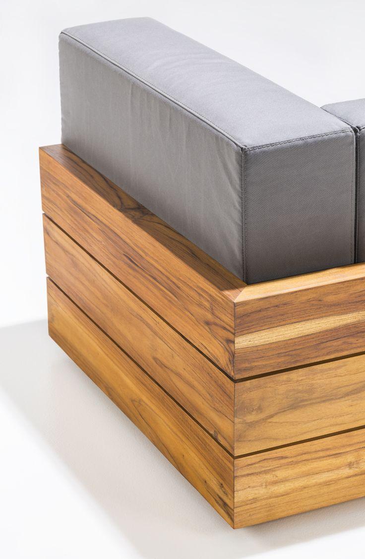 Detalles sofá BOX