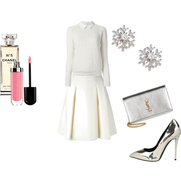 """""""white christmas2"""" by fely-m on Polyvore"""