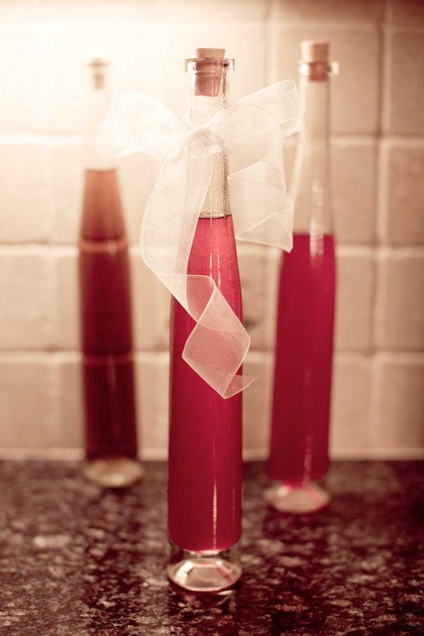 Cranberry Liqueur