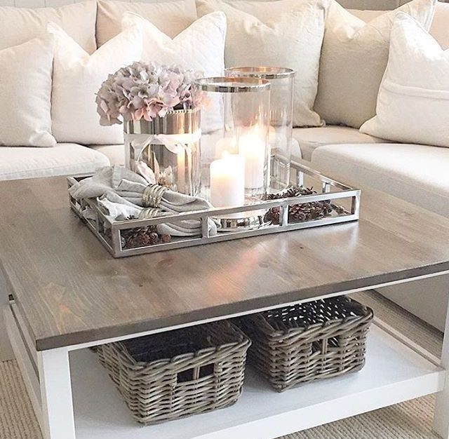 Table Decoration The Post Table Decoration Appeared First On Apartment Furnishings Hausdekowohnzimmer Tab Decor Decorating Coffee Tables Romantic Living Room