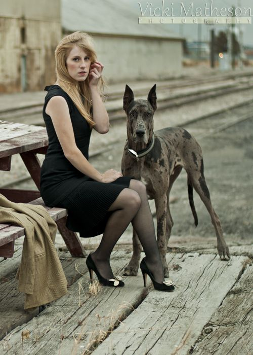 17 Best Images About The Lady And Her Great Dane On -8163