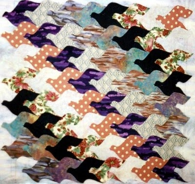 11 Best Images About Tesselation And Quilts On Pinterest