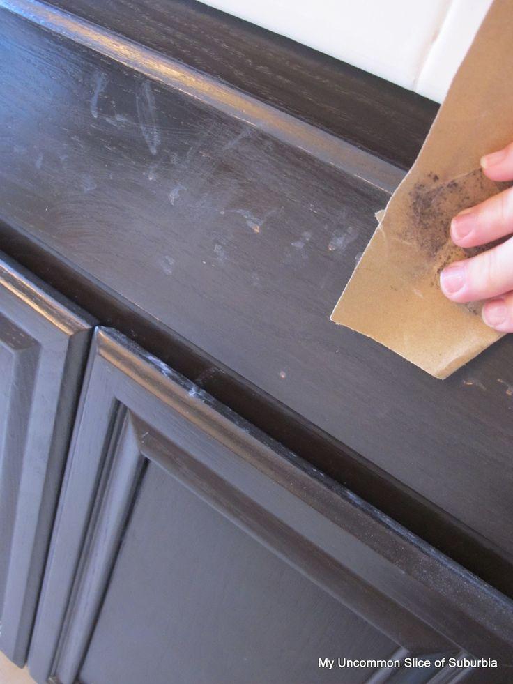 Painting Bathroom Oak Cabinets 19 best refinishing honey oak cabinets images on pinterest | honey
