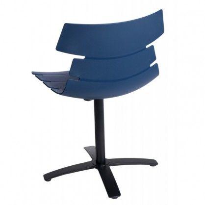 Krzesło Techno One niebieskie