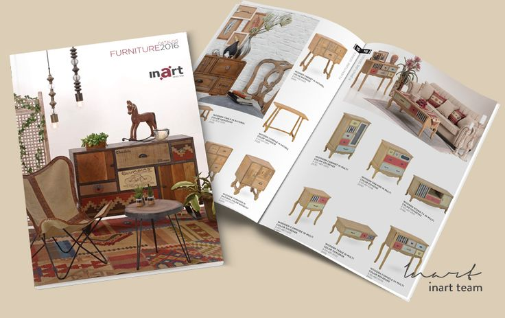 Furniture catalogue – 2016.