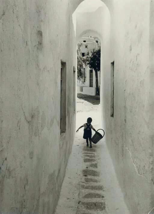 David Seymour Mykonos Greece