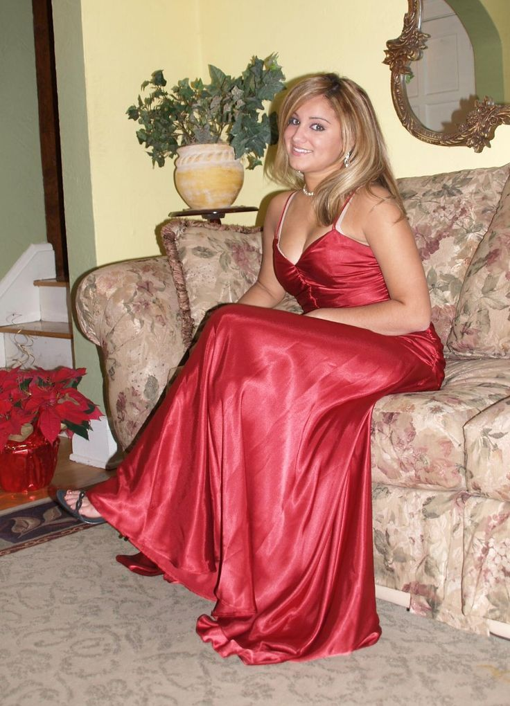 1000+ images about Real Satin Wearers on Pinterest