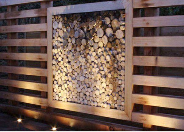 ber ideen zu zaun beleuchtung auf pinterest zaun blickdichte z une und stra enlaterne. Black Bedroom Furniture Sets. Home Design Ideas