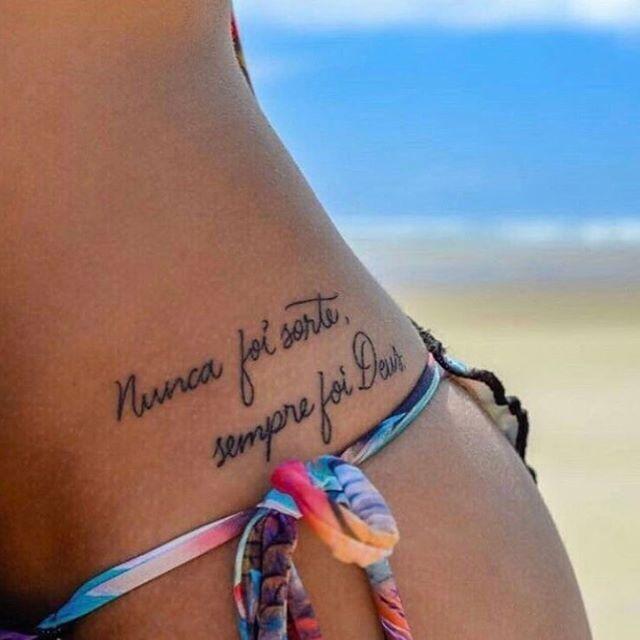 """6,602 curtidas, 20 comentários - Top das Tattoos. ✨ (@topdastattoos) no Instagram: """"Sempre foi """""""