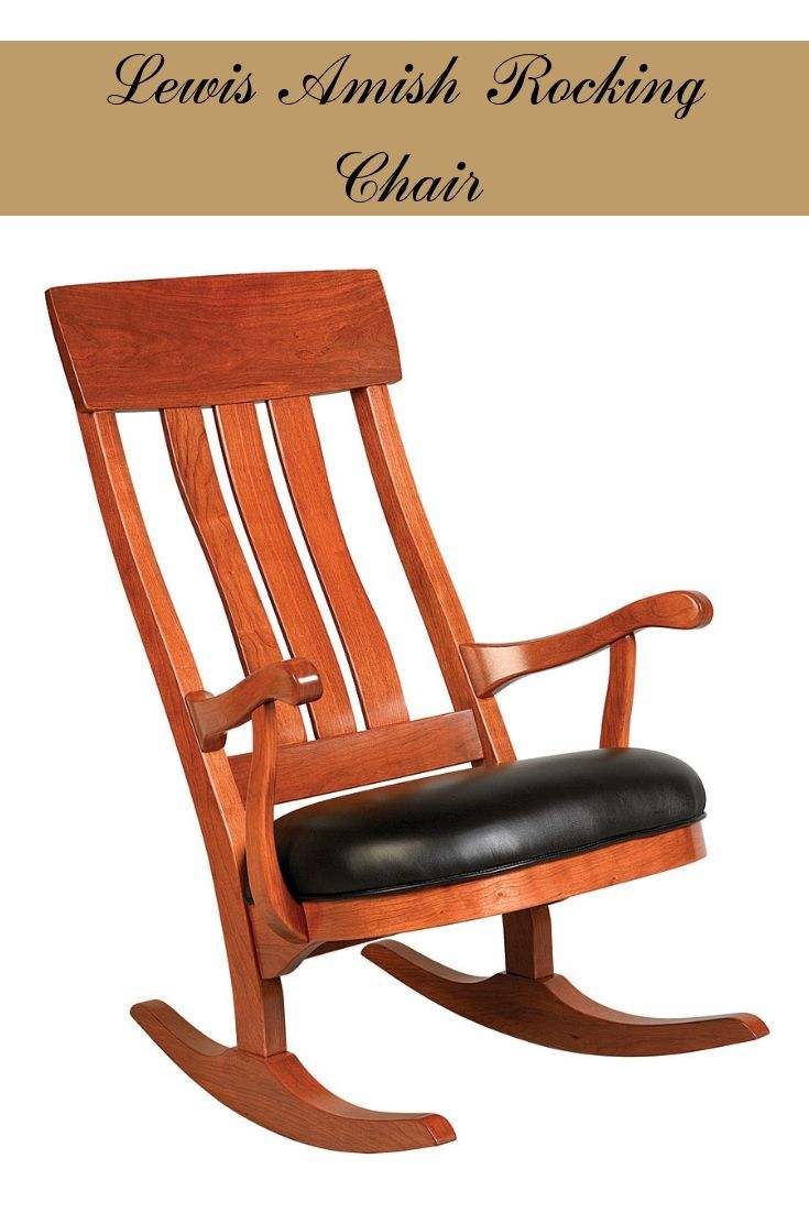 Lewis Amish Rocking Chair Rocking Chair Amish Rocking Chairs Outdoor Rocking Chairs