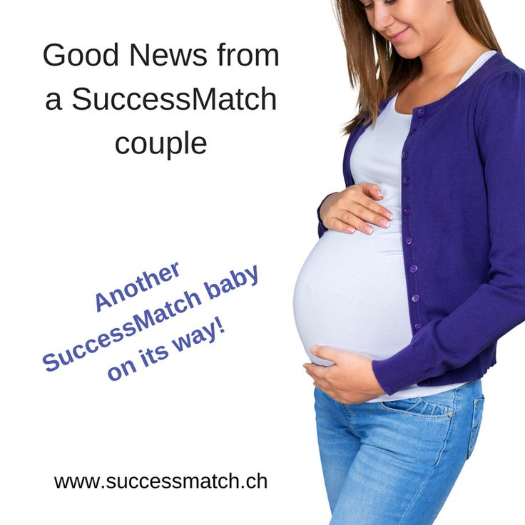 Another SuccessMatch baby on the way! Sooooo happy with this great news at the start of 2017!