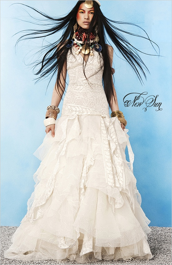 Yolan Cris 2012 Wedding Dress Collection