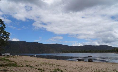 Eungella Dam #boats #Eungelladam #Australia