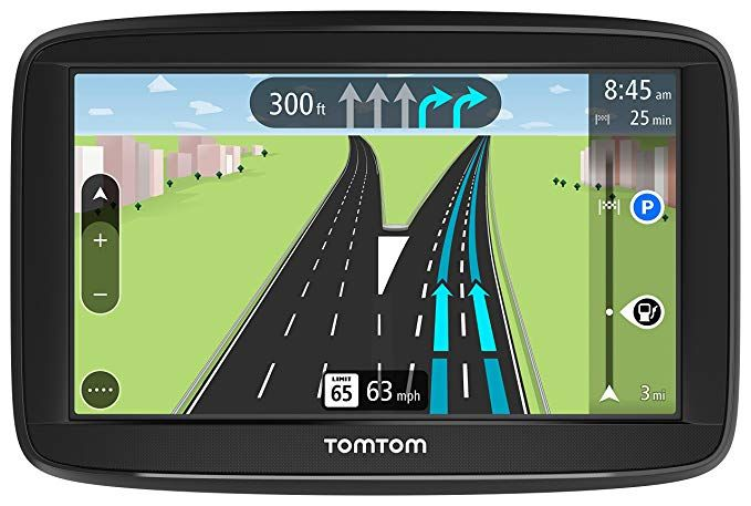 Tomtom Via 1625m 6 Inch Gps Navigation Device With Free Lifetime