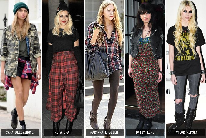Grunge fashion 90s google zoeken 90s grunge fashion for Grune stuhle