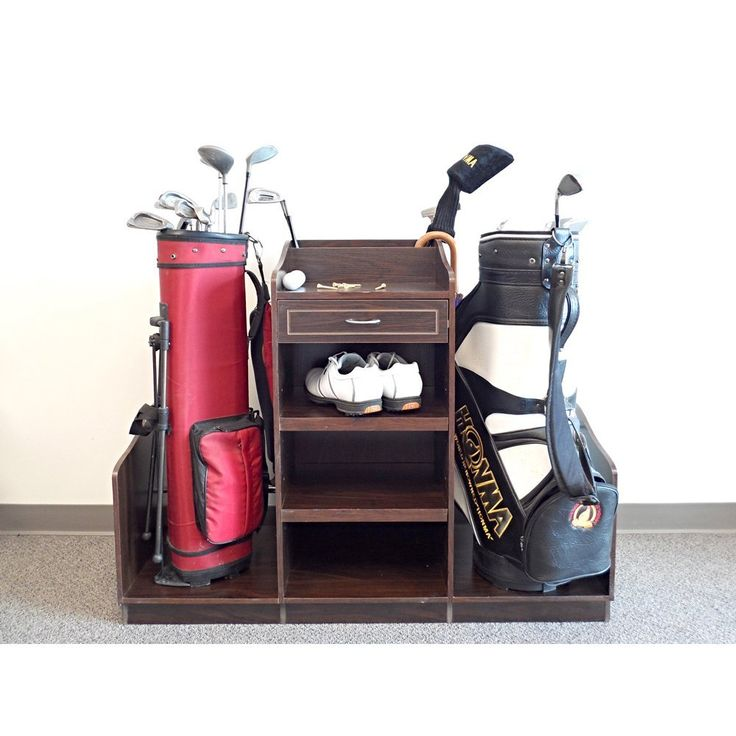 Good This Stylish And Elegant Golf Bag Caddie By Proman Products Offers Plenty  Of Room For Large. Bag StorageStorage UnitsClub ...