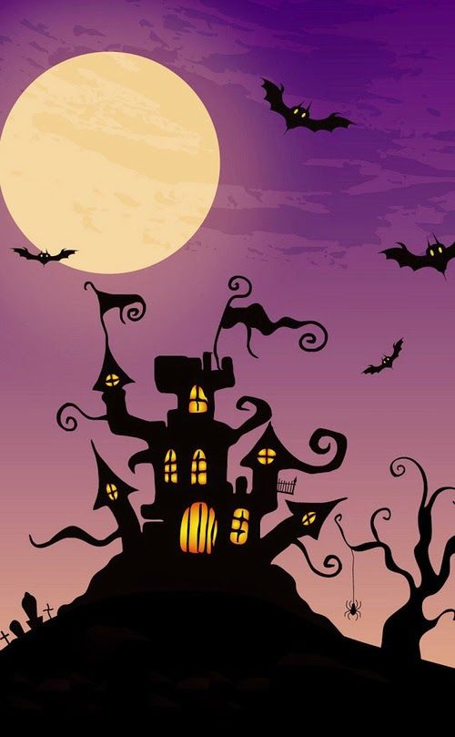 Princesa en Bancarrota: FONDOS PARA TU CEL DE HALLOWEEN!// HALLOWEEN BACKGROUNDS