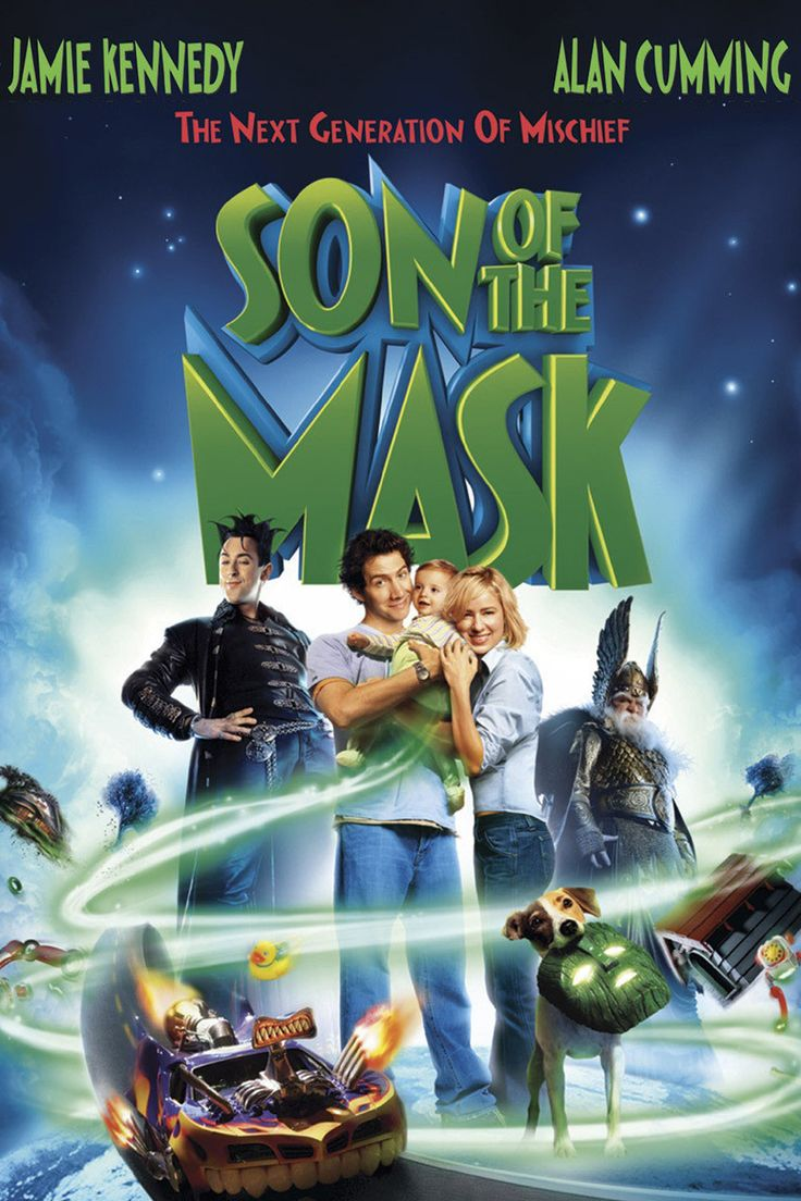 click image to watch Son of the Mask (2005)