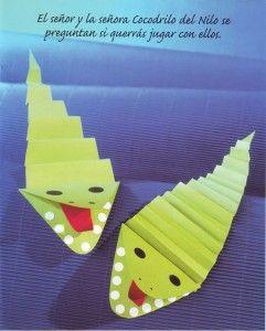 Best 25 Crocodile craft ideas