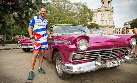 El reto de Zurl: una bici, 55 horas sin descanso y las maltrechas carreteras cubanas