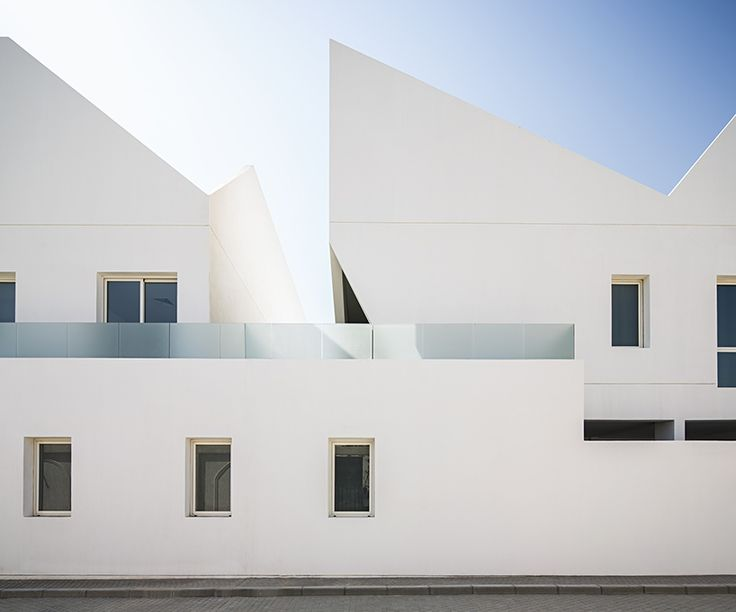 residential nasima development in kuwait by studio madouh