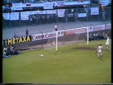 Aston Villa 1-0 Bayern Munich - 1982 European Cup Final - Oh, It Must Be!