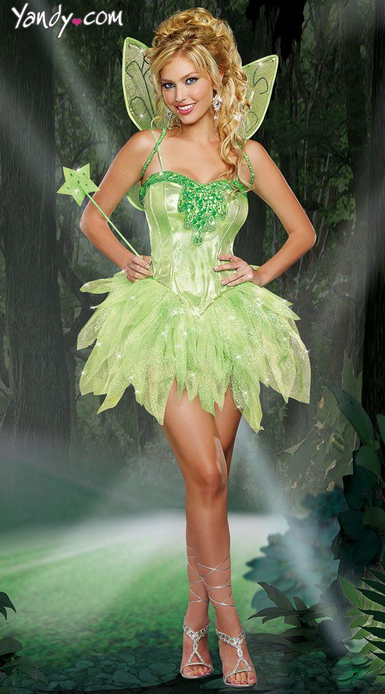Fairy-licious Costume, $55.95 #besexy #yandydotcom