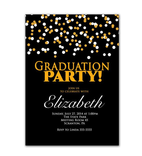 24 best Graduation Announcements images – 2015 Graduation Party Invitations
