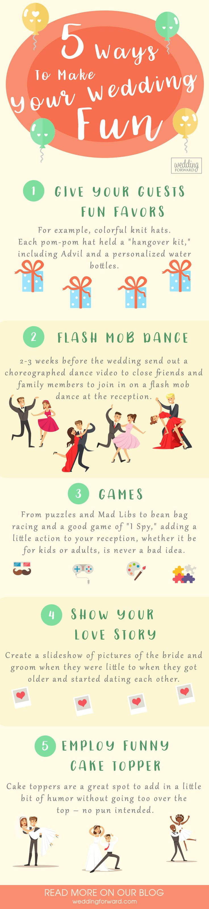 Wedding Reception Games, Ideas and Activities ❤ See more: http://www.weddingforward.com/wedding-reception-games-ideas-activities/ #weddings