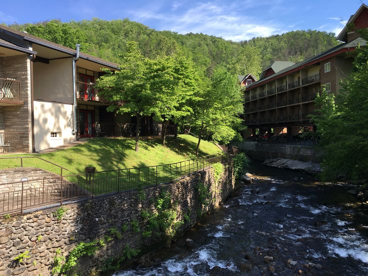 Elegant Gatlinburg Hotels On The River With Downtown