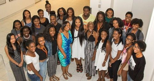 Minority Teen Girls from Across the Country Apply to Attend At the Well's Premiere Summer Programs at Princeton University and Swarthmore College — and Here's Why!
