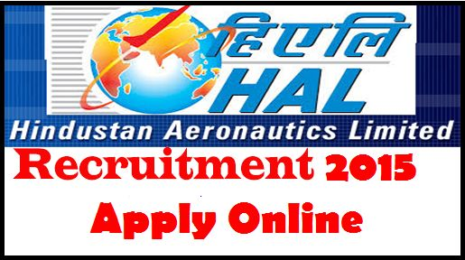 HAL Bangalore Job Recruitment 2015 released 133 vacancies Technician posts how to Apply Online hal-india.com download application form last date fee detail.