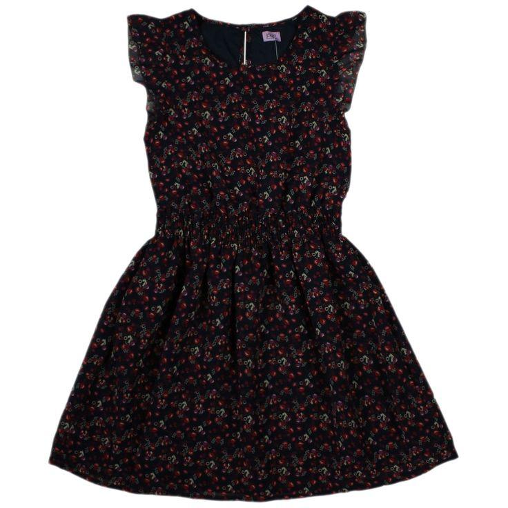 F&F mintás kék ruha   Egész ruha - Gyerek - Lány