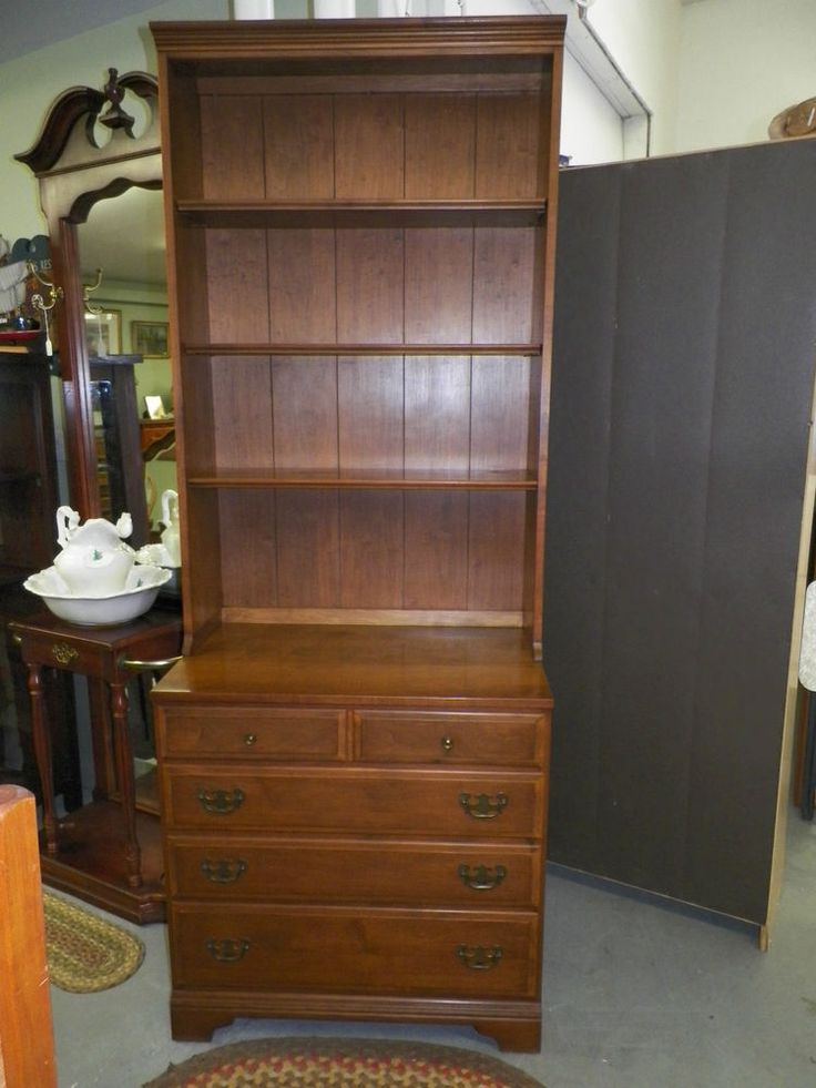 Vintage Dressers And Ethan Allen On Pinterest