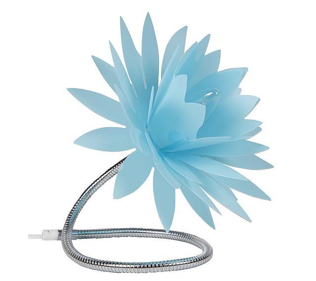 Lampe de chevet FIORINA Bleu - Lampes De Chevets BUT