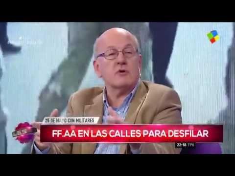 """Pablo Sirven: """"El kirchnerismo se apropió del 25 de mayo"""""""