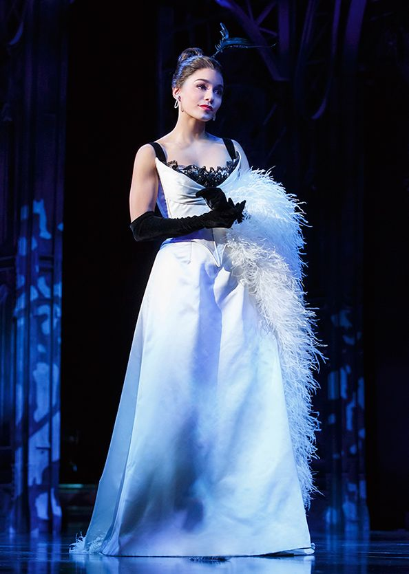 Get an Exclusive First Look at Vanessa Hudgens's Costumes in the Broadway Adaptation of GIGI  #InStyle