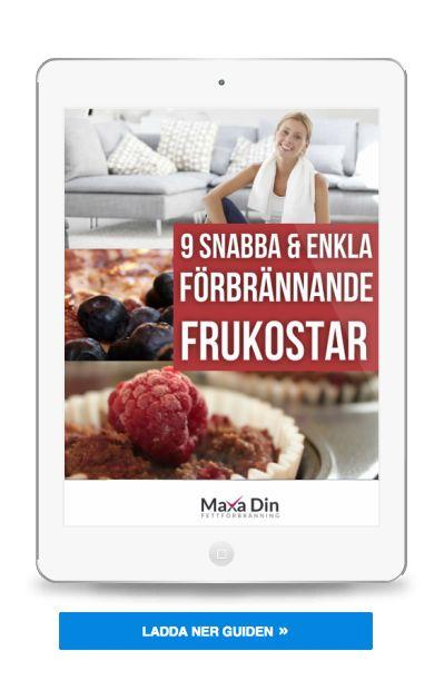 Fettförbrännande Frukostar – Maxa Din Fettförbränning