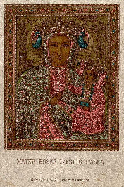 Our Lady of Czestochowa , Poland