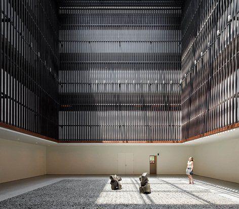 Xian Westin Hotel, Xi'an, 2012 - Neri & Hu Projeto e Gabinete de Estudos