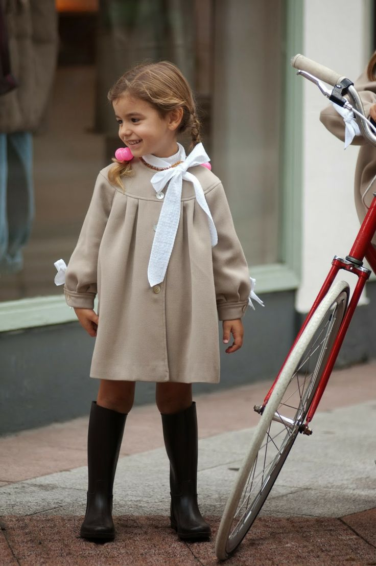 beyond chic.  #designer #kids #fashionChic Kidstyle, Baby'S Kids, Kids Fashion, Girls Fashion, Baby Girls, Children Fashion, Children Clothing, Baby Clothing, Kids Clothing