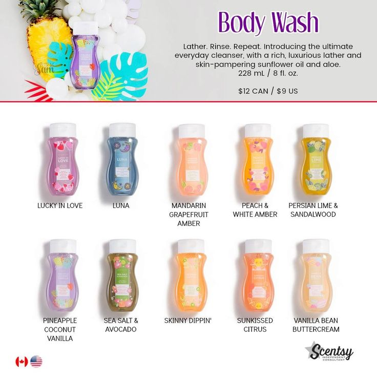 Body wash from Scentsy's body care line. Paraben free! trenaqberry.scentsy.us