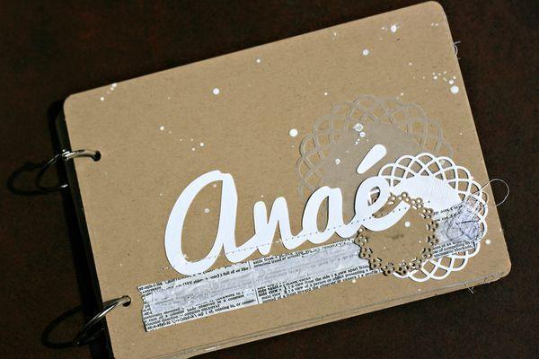 Mini-album Anaé (1)