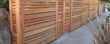 New fence ideas