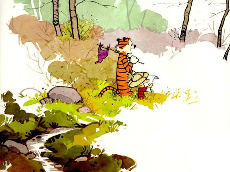 113 Calvin And Hobbes Wallpapers | Calvin And Hobbes Backgrounds ...