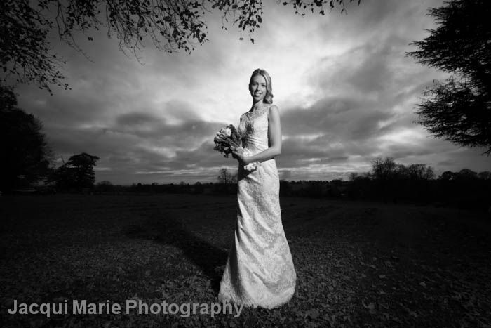 Beautiful black and white wedding photography by Jacqui Marie Photography. VISIT http://jacqui-marie-photography.co.uk for details.