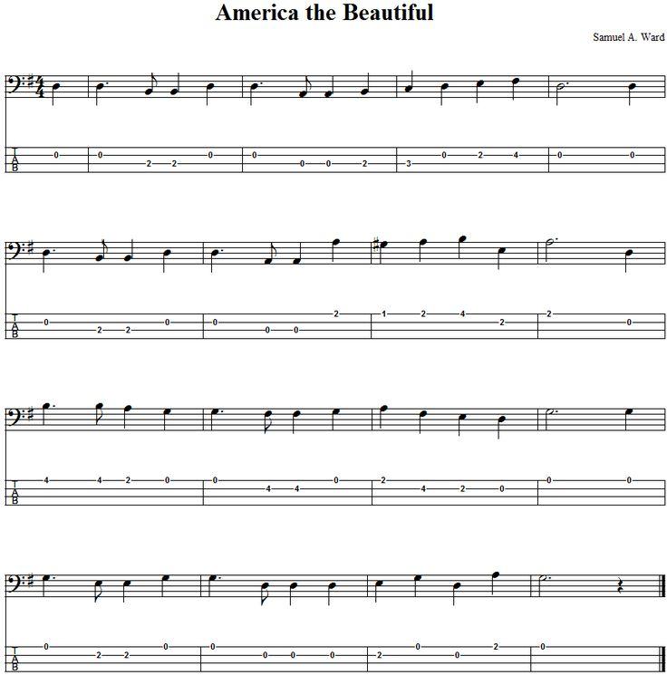 All Music Chords bass sheet music : 8 best Sheet music for bass images on Pinterest   Artists, Ears ...